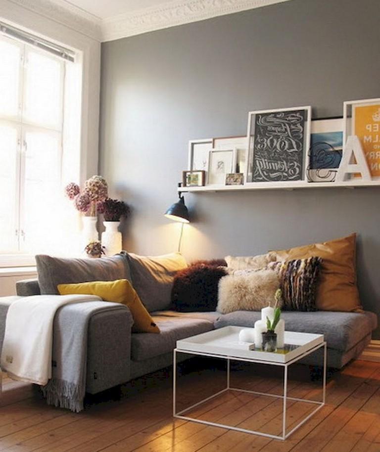 60 Amazing Small Living Room Decor Ideas on a Budget ...