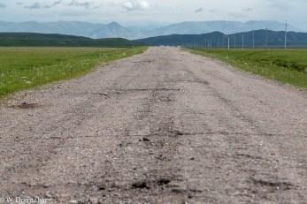 Nach Kasachstan