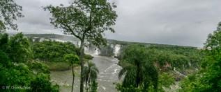 Iguazu in Brasilien