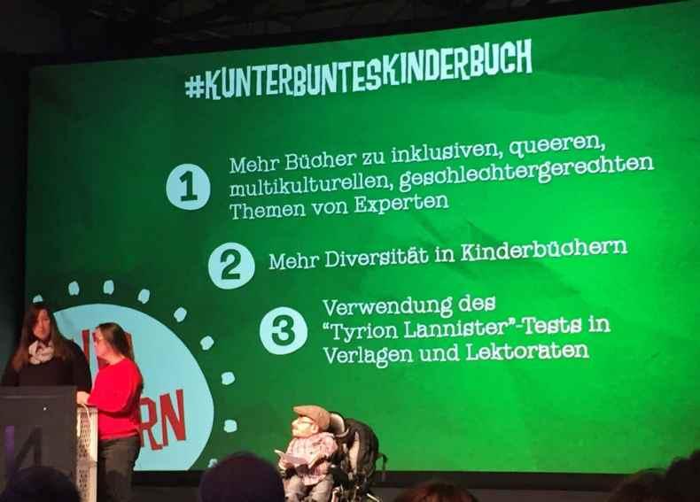 Vielfalt in Kinderbüchern, #kunterbunteskinderbuch, Gender, People of Clour, Inklusion in Büchern, Schulbücher