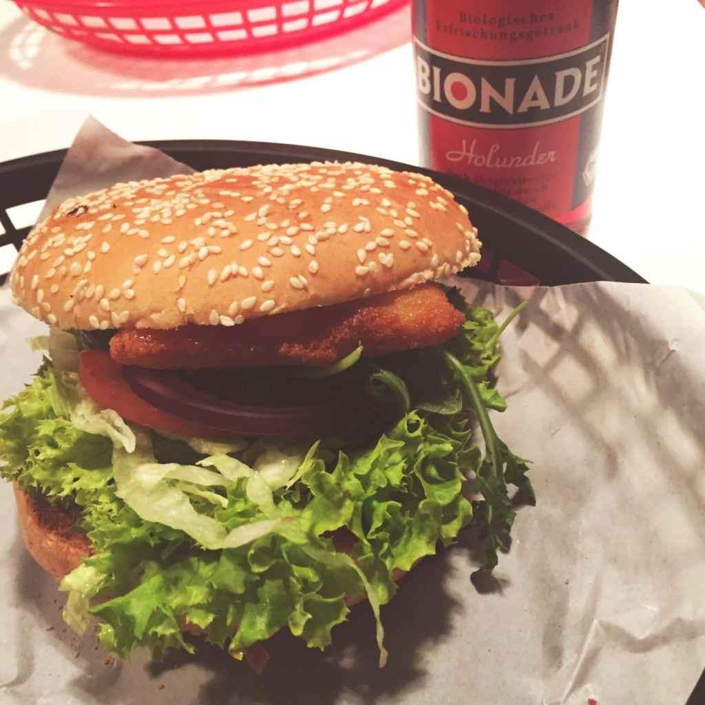 Burger, Berlin, Auszeit, Abendessen