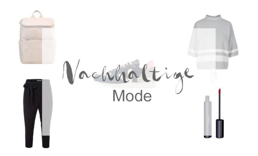 Nachhaltige Mode, Bio-Baumwolle, vegane Schuhe, Naturkosmetik, zeitloses Styling, Armedangels, Matt & Nat, Veja, Dr. Hauschka
