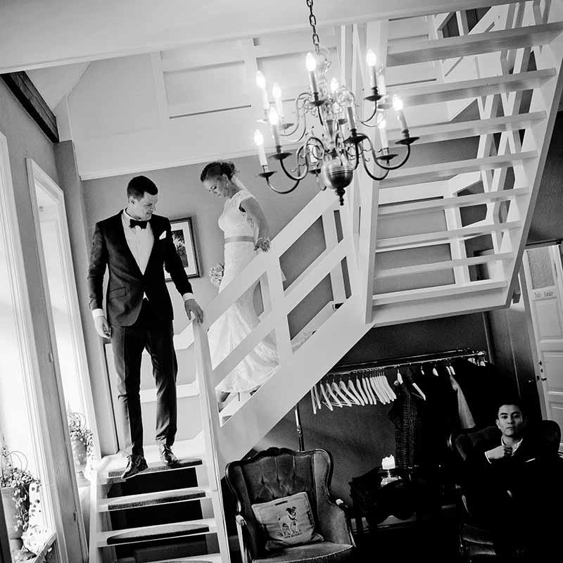 Se listen over sidens dygtige bryllupsfotografer