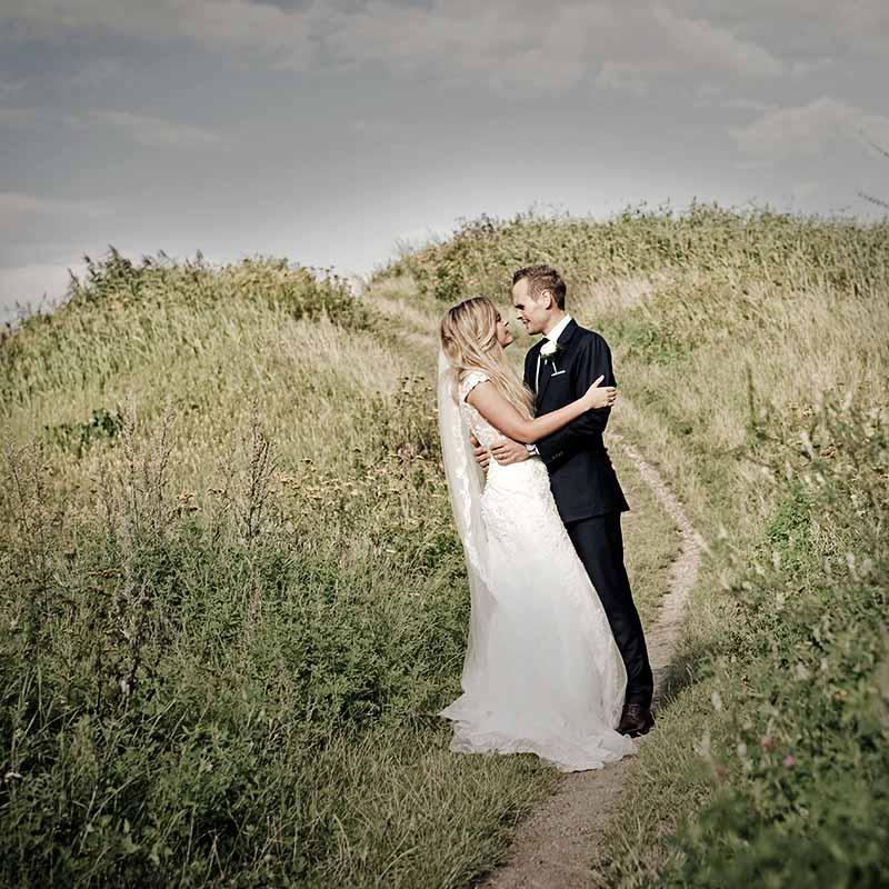 bryllupsfotograf pris københavn