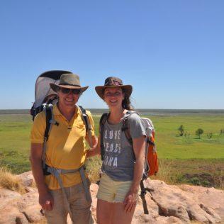 (C) Jule Reiselust: Familie mit Reiselust am Ubrirr