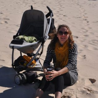 (C) Jule Reiselust: Relax am Strand von Bondi Beach