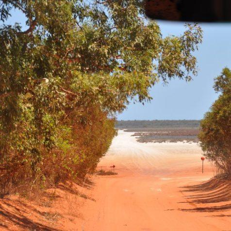 Rumpelweg zur Willie Creek Pearlfarm