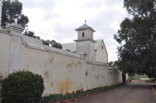 (C) Jule Reiselust: Das Kloster New Norcia ist heute von 10 australischen Mönchen bewohnt.