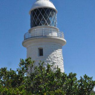 (C) Jule Reiselust: Leudhtturm am Cape Naturaliste.