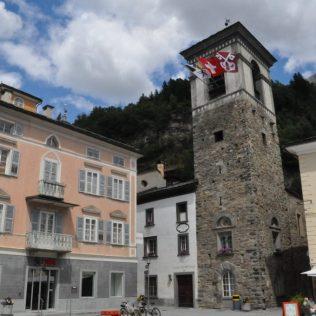(C) Jule Reiselust: Rathaus in Poschiavo.