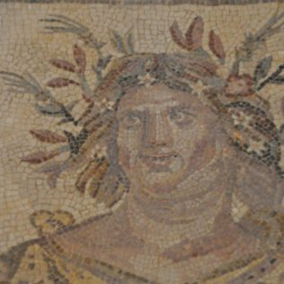 (C) Jule Reiselust: Dionysos im Haus des Dionysos