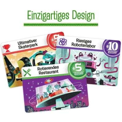 Foto von Ravensburger.de/ Eine Stärke des Spiels, das Kartendesign