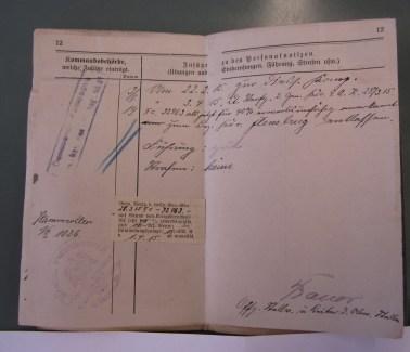 Hans Christian Iversens soldaterbog