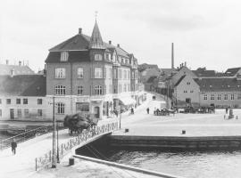 Skælskør i 1911.