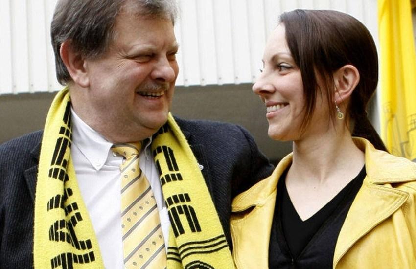 Carl-August und Carletta Heinz