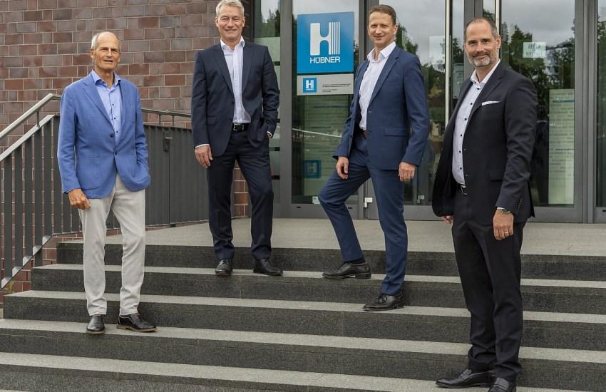 Familienunternehmen HÜBNER hat neuen Geschäftsführer: Gerald Steinhoff