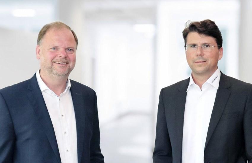 Familienunternehmen Wirthwein AG: Rainer Zepke übergibt an Ralf Zander