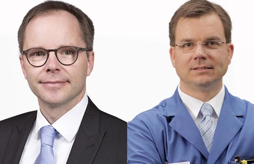 Walter Bauer (51) und Dirk Landregebe (54) leiten ab 2021 das Familienunternehmen Hirschvogel