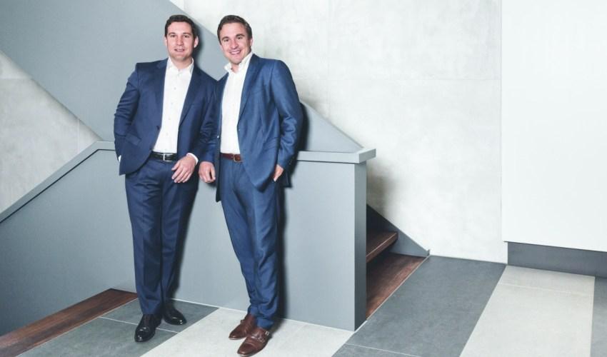 NextGen Talk Dr. Marco Henry Neumueller mit Julian und Philipp Utz