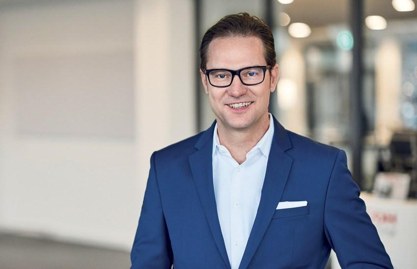 Marcus Mauch (52) neuer Geschäftsführer im Familienunternehmen Alexander Bürkle