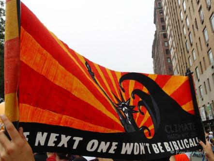 World Climate March, New York