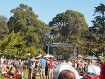 Open Air im Golden Gate Park, San Francisco