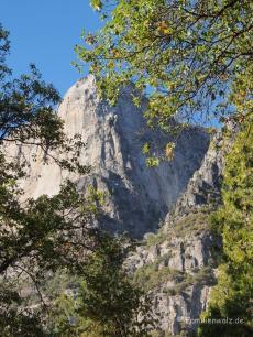 Yosemite Park, Kalifornien