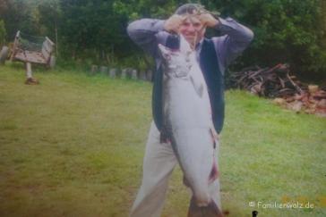 Besitzer der Pension Los Senderos de Chepu auf Chiloé
