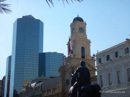 Placa de Armas in Santiago de Chile