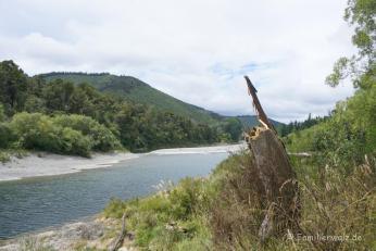 Pelarus River - Drehort für die Hobbit-Trilogie