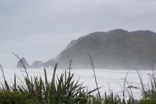 In der Nähe von Westport/ Südinsel