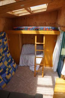 Cabin im Zeltplatz Gentle Annie
