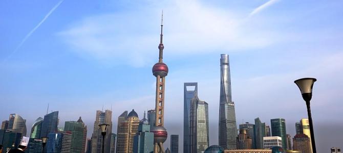 Shanghai – Willkommen in der Zukunft