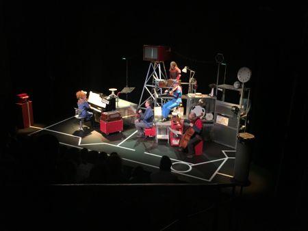 La compagnie lyonnaise du Piano Ambulant