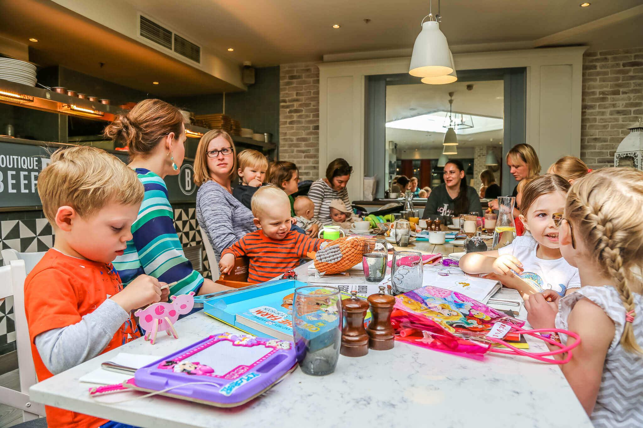 Families Go Global Meetup