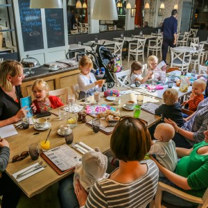 FGG Brunch @ Barkers – Blackrock