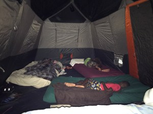 comfy airmattresses for camping
