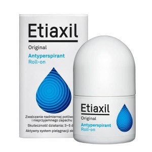 ETIAXIL Original, roll-on antyperspirant, 15ml