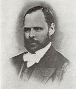 Fridolf Wijnbladh, stadsarkitekt i Örebro 1854-1872.