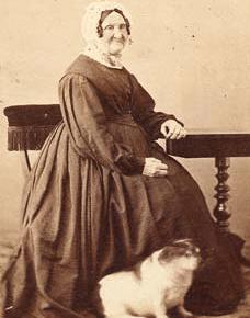 Fru Direktör Zetterberg