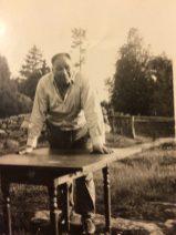 Petrus Axelsson. Bilden vänligen inskickad av Margareta Sigbladh.