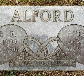 [1.2.11.8.1.9.4] John Albert Alford & Irene Smith