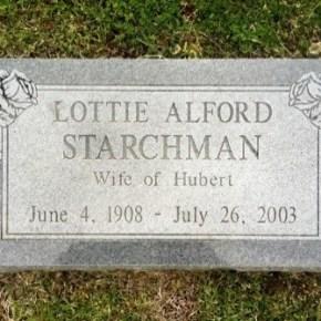 [1.2.11.8.1.6.3] Lottie Alford & Hubert Starchman