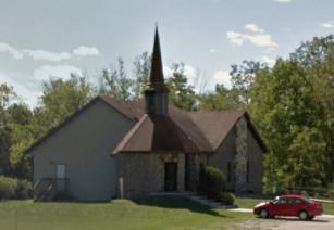 Winnebago Evangelical Church. Källa: Google.