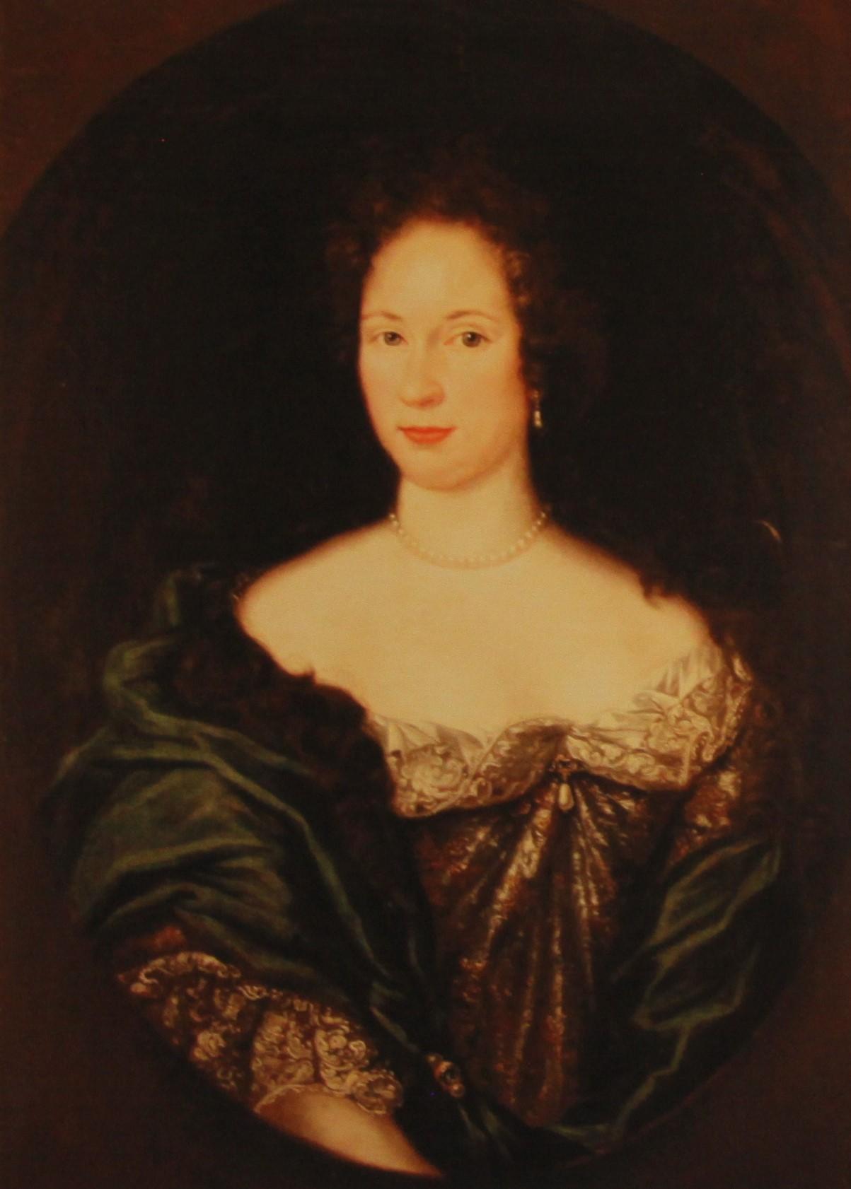 Catharina Cronhielm.