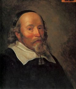 Louis De Geer sr. (1587 - 1657), painting by David Beck.