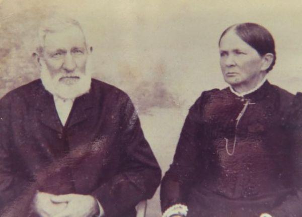 Adolf Andreas and Anna Charlotta.
