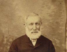 Adolph Andreas Krogman. Photo kindly provided by Chris-Marié Wessels.