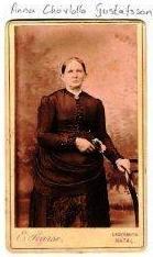 Anna Charlotta Krogman.