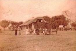 Anna Charlotta and Adolph Andreas Krogman's home Driefontein.